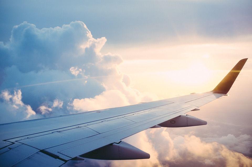 Jak se zbavit paniky z létání?